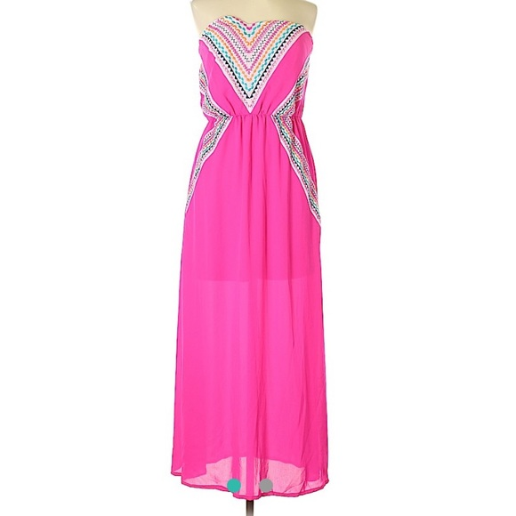 My Michelle Dresses & Skirts - My Michelle maxi dress summer spring XL